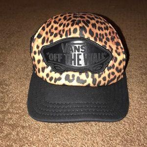 Vans Leopard snapback